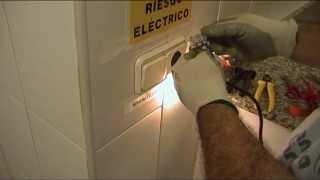Consejos para realizar un trabajo eléctrico sin cortar la tensión