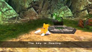 Dragon derps in Sonic Adventure DX: Tails' Story Part 1.5 (Why am I doing this again?!)