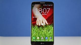 LG G2 Full Review Deutsch