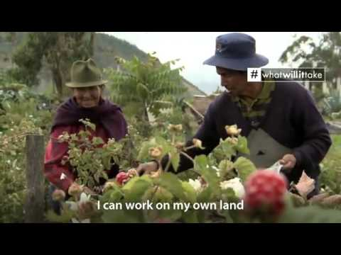 MAGNUMMAXIM: Ecuador- What will it take to keep farmers on their land- WORLD BANK