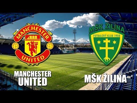 Záznam: Manchester United U17 - MŠK Žilina U17 4:1 (1:1)