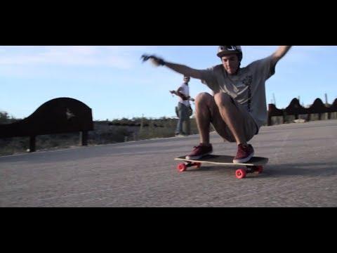 PHX Longboarding: Tucson Fall Slide Jam