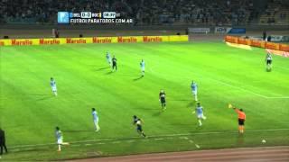Así sufrió Boca contra Belgrano. Fecha 2. Torneo Primera División 2014. FPT