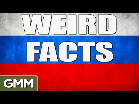 7 Weird Facts About Russia