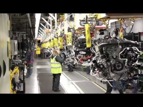 Jaguar Land Rover 'Supporting the British Economy Safely'    YouTube