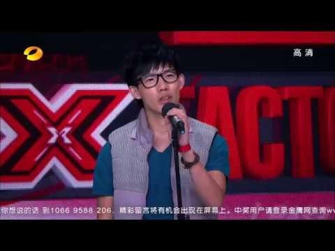 [Vietsub] Giọng ca mạnh nhất Trung Quốc (X-factor) Ep 1