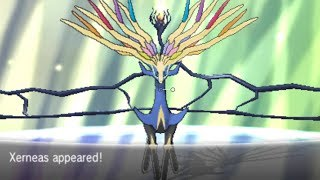 Pokemon X And Y Part 60 Catching Xerneas With 1 Ultra