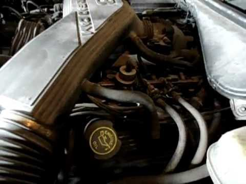 B098 1998 lincoln town car 4 6l engine youtube for 1998 lincoln town car motor
