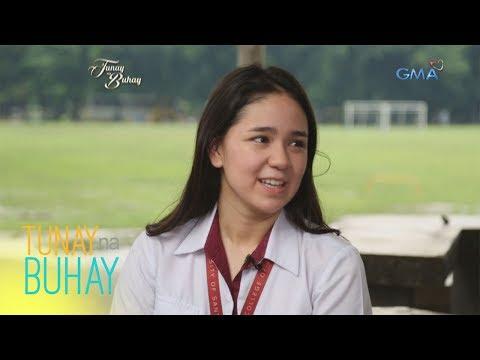 Tunay na Buhay: Mikee Quintos, na-discover habang nanonood sa isang fans' day