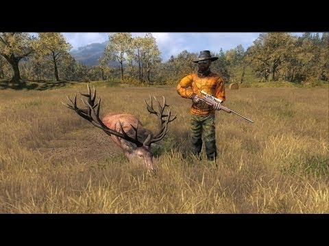 The Hunter 2014 Red Deer & Fox Hirschfelden 1080 HD