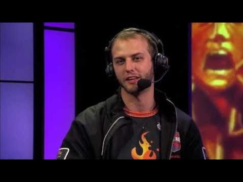 Interview with SantVicious from Curse || NA LCS Summer split 2013 W5D2