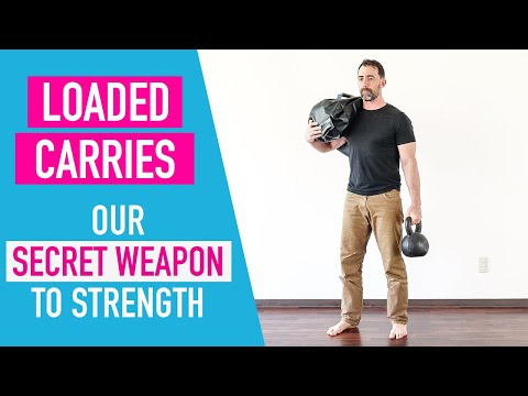 Loaded Carries for Practical Strength