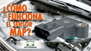 Descubra cómo funciona el sensor MAP