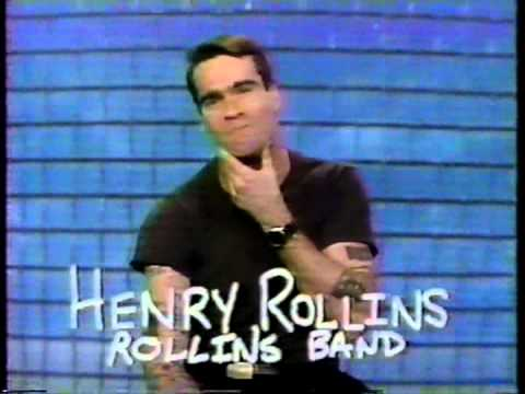Henry Rollins on Nirvana and End of Silence - 1992