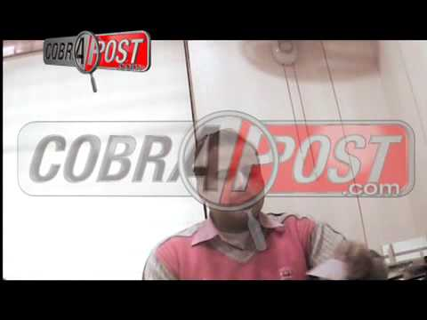 Cobrapost Expose, Canara Bank; Case 1