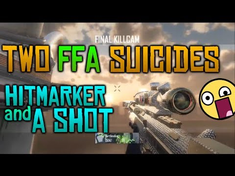 Insane Back to Back Suicides - Hitmarker And Killcam