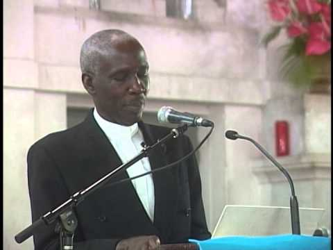 Ecumenical Service 35th Anniversary of Independence St. Lucia - 2014 Part 3 of 5