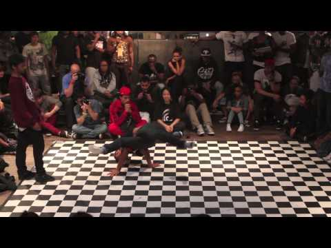 Street Talent. . . . BBoy Semi Final. . . . BBoy Sunni Vs BBoy Dmize