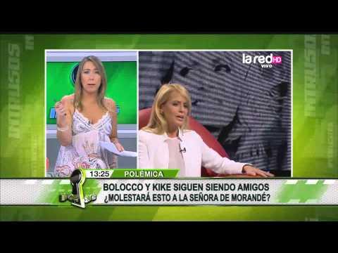La amistad de Cecilia Bolocco y Kike Morandé
