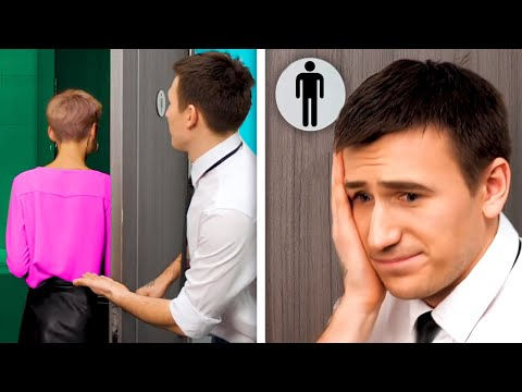 FUNNY DATE AND LOVE FAILS || 31 AWKWARD SITUATIONS YOU HAVE BEEN IN
