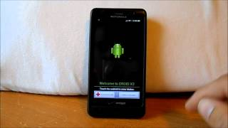 How To Bypass Motorola Droid X2 Activation