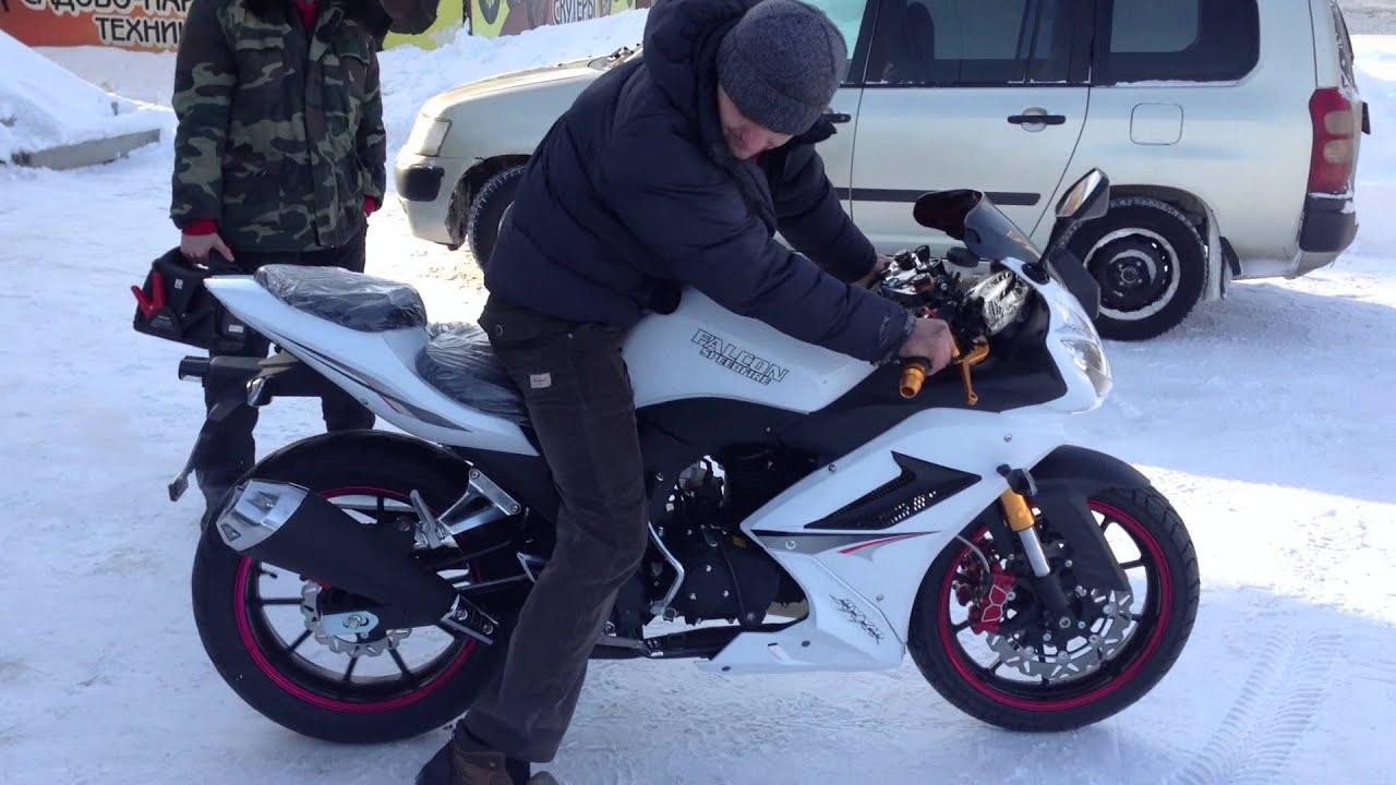 инструкция по эксплуатации мотоцикла falcon 250
