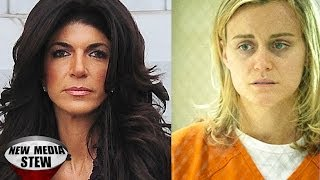 Real Housewives of NJ' TERESA GIUDICE: Jail Time at 'Orange is the