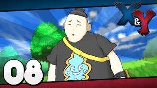 Pokémon X And Y Episode 8 Route 5: Versant Road