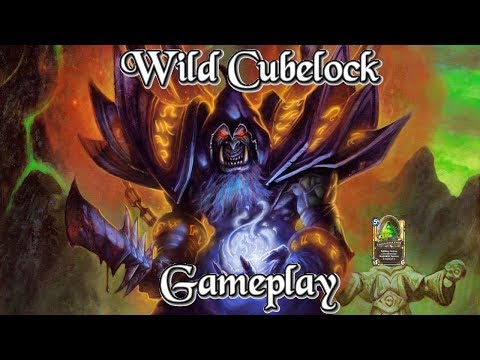[Top 10 Legend Wild] Gameplay: Sipiwi's Control Cubelock Kobolds And Catacombs (Hearthstone Guide)