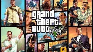 Grand Theft Auto V (GTA 5) Story All Cutscenes Game