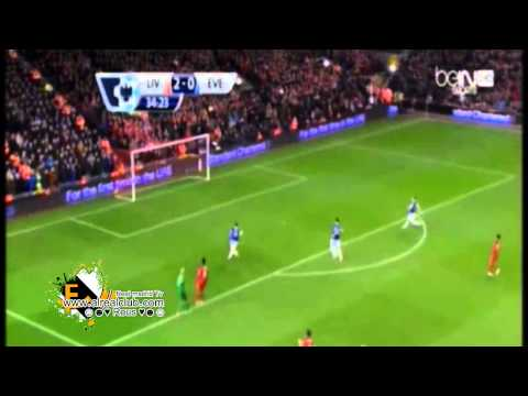 Liverpool 4 - 0 Everton | All Goals