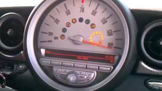 2008 MINI Cooper S Brake Sensor Reset