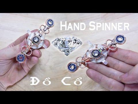 Hand Spinner | Tự Chế Quay Tay Giảm Stress -( Hand Spinner  Độc Nhất Thế Giới 😁 )