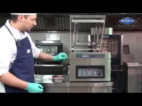 Empaque al vacío: inducción Henkelman - Pallomaro S.A.