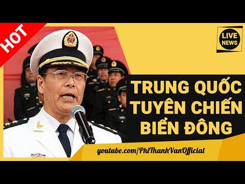 Nóng: Trung Quốc Tuyên Chiến Biển Đông Khi Mỹ - Nhật Công Kích Tại Shangri La 2016