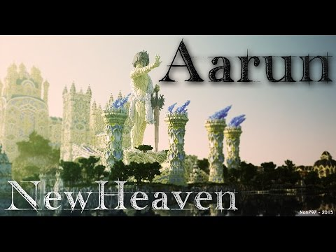 NewHeaven | Minecraft Cinematic Ep. 4 | Aarun [60 fps]
