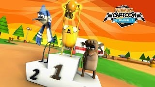 Descargar Formula Cartoon All Stars Para Android Con