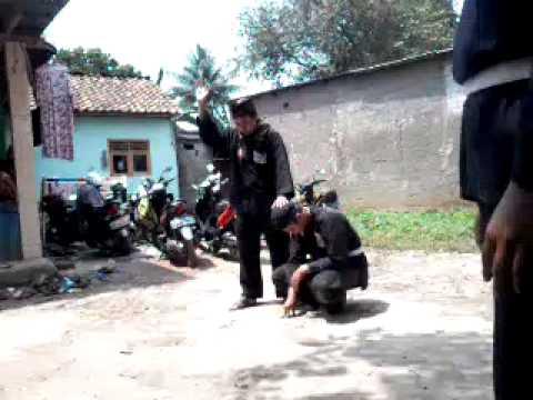 PADEPOKAN PENCAK SILAT DAN TENAGA DALAM PAGER BANTEN INDONESIA - JURUS SYABANDAR