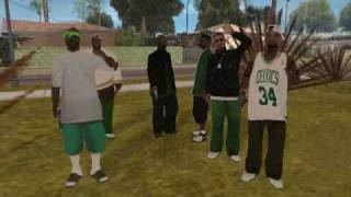 GTA San Andreas New Gang Mods!