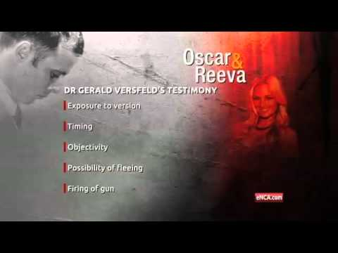 Oscar Trial: A breakdown of Dr Versfeld's testimony