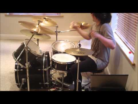 Pierce The Veil-King For A Day ft. Kellin Quinn *Drum Cover*