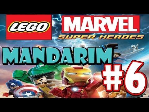 Lego Marvel Super Heroes-Parte 6-Reiniciado, Ajustado