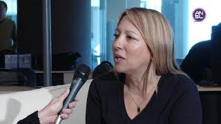 """Stella Maris Lobo: """"Tenemos un equipo de trabajo acorde a las exigencias"""""""