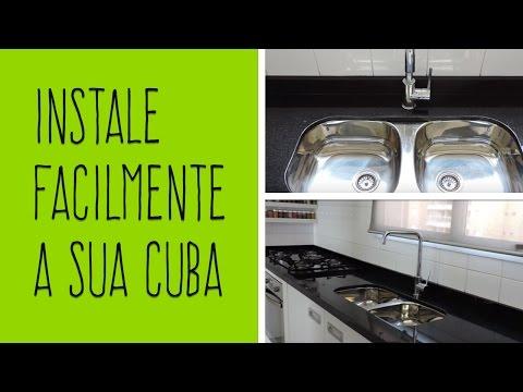 MULTIFIX FIXA CUBA - Instalação de cuba e pia