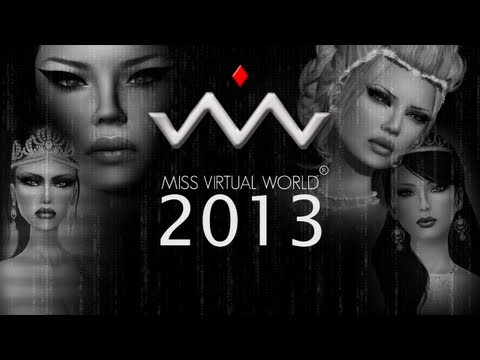 Miss Virtual World 2013 Part 2 The Swimsuit Round, Miss Virtual World 2013 was held live on Saay December 15th, 2012 live in Second Life from the BOSL Fashion Dome. The event was hosted by Persia Bravin, ...