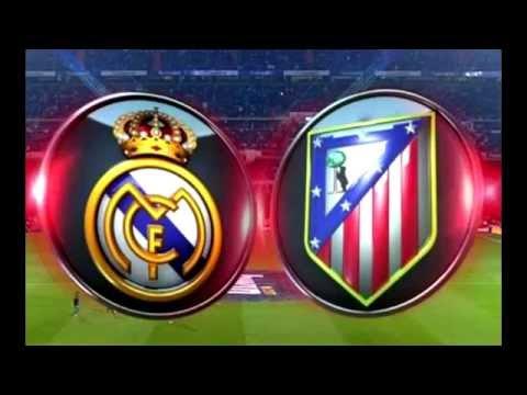 Real Madrid vs Atletico Madrid(Statistic winner is Real Madrid)