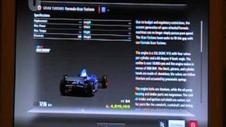 Gran Turismo 5 How To Get Formula Gran Turismo And Jay