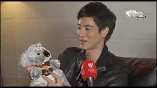 Leehom Wang, 王力宏 chats with Jamaica dela Cruz (Extended Ver.)