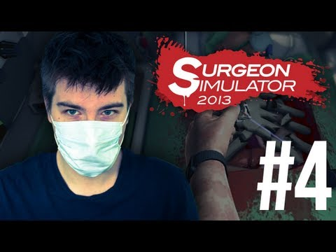 Surgeon Simulator 2013: Przeszczep serca w... KARETCE D: [#4]
