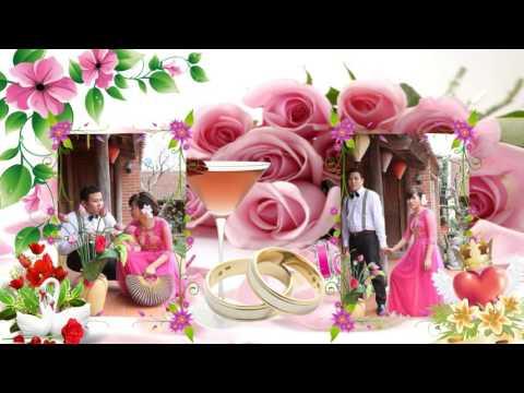 LK Đám cưới miệt vườn, Ngẫu hứng lý qua cầu, Mấy nhịp cầu tre